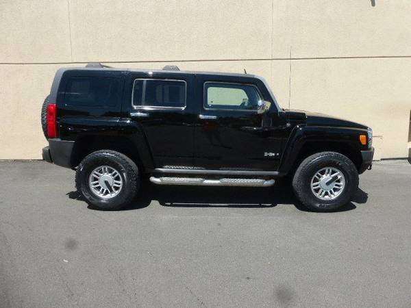2006 HUMMER H3 Sport Utility, Used