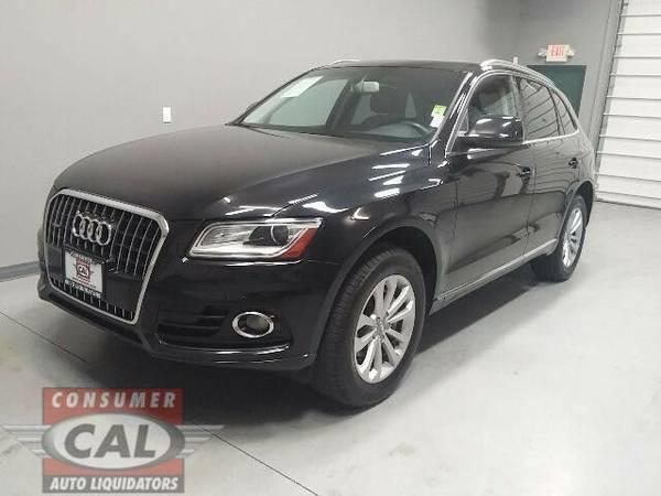 2013 *Audi* *Q5* *quattro 4dr 2.0T Premium Plus* Sport Utility