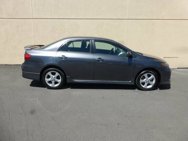 2013 Toyota Corolla S Magnetic Gray Metallic How is this still here?