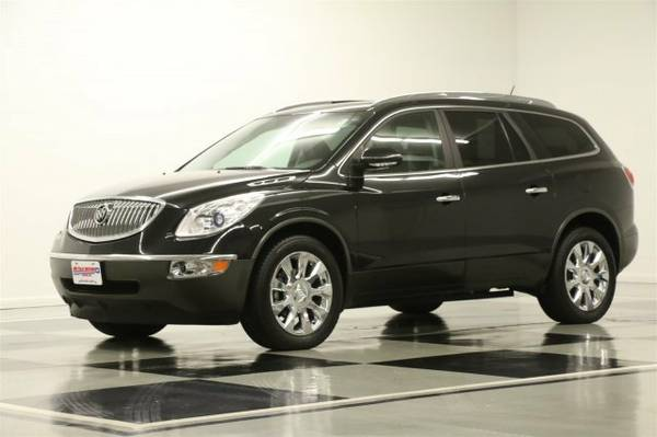 *ENCLAVE AWD w DVD* 2012 Buick *LEATHER - SUNROOF*