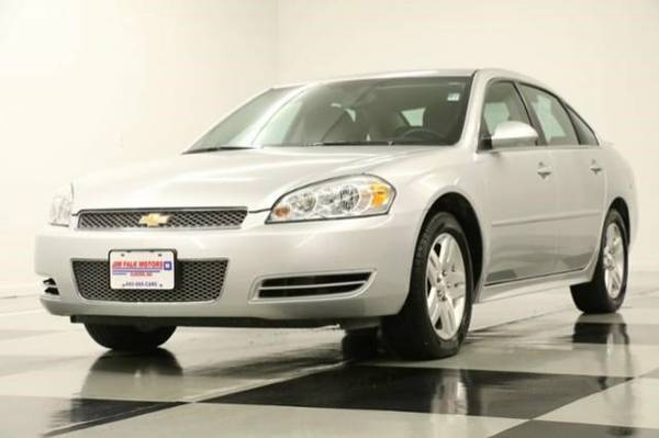 *SLEEK Silver IMAPALA - $160/MO* 2012 Chevy *REMOTE START- CLEAN*