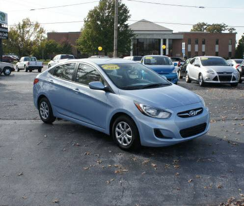 2014 Hyundai Accent GLS ►Guaranteed Credit Approval◄...