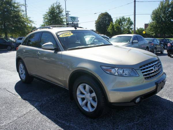 2004 Infiniti FX 35◄Guaranteed Auto Credit◄ All Wheel...