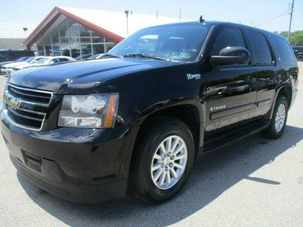 2008 Chevrolet Tahoe Hybrid Black BIG SAVINGS!
