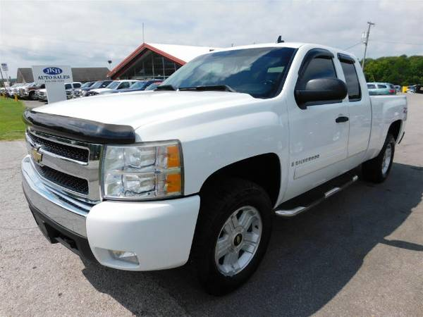 2007 Chevrolet Silverado 1500 WHITE Call Today**BIG SAVINGS**