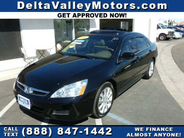 2006 Honda Accord EX-L Sedan 4D Car