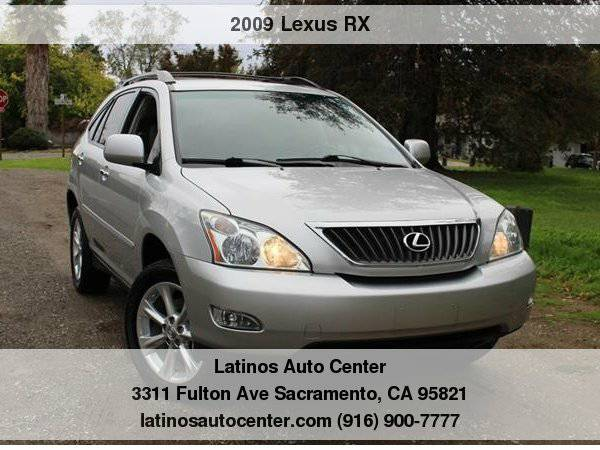 2009 Lexus RX 350 in Great Condition