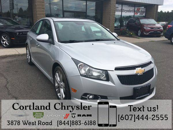 2013 *Chevrolet* *Cruze* LTZ -Financing Available
