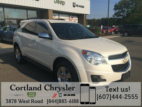 2015 *Chevrolet* *Equinox* LT -Financing Available