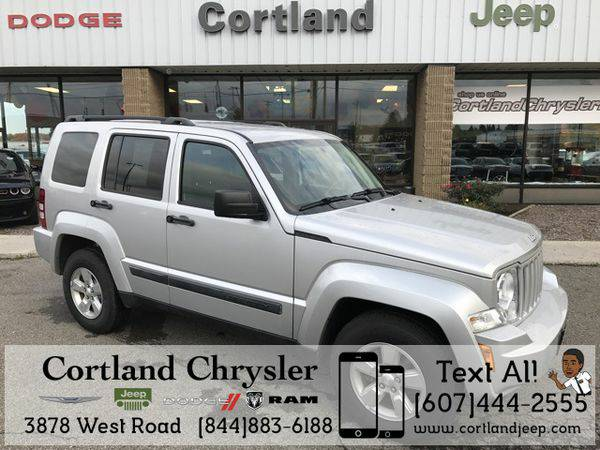 2012 *Jeep* *Liberty* Sport -Financing Available