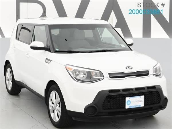 2014 Kia Soul Wagon
