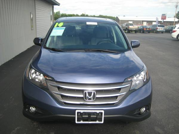2014 Honda CR-V AWD Ready To Go