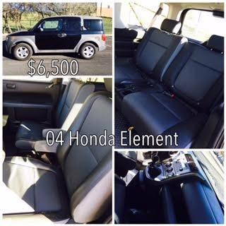 *2004 Honda Element**
