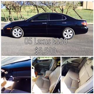 **2005 Lexus E330**