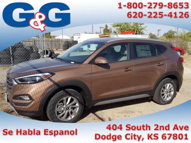 New 2017 Hyundai Tucson For Sale