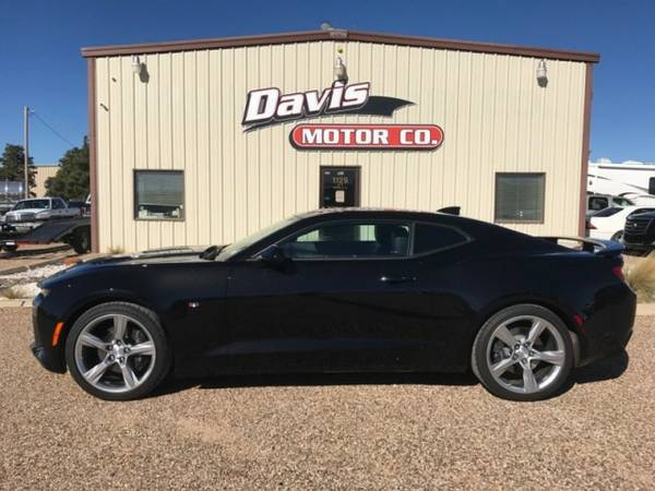 2016 Chevrolet Camaro SS w/2SS Pkg NAV Leather 3K Miles Like New!