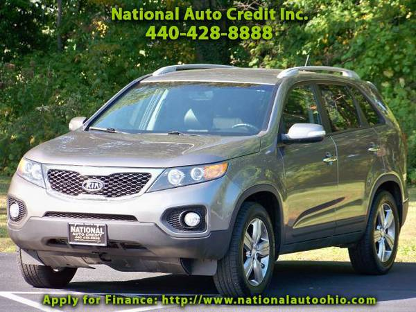 2013 Kia Sorento EX. 1-Owner Vehicle. Heated Leather Seats Pkg. A