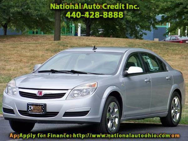 2009 Saturn Aura XE. Chrome Wheels. FULLY LOADED. WELL MAINTAIND. M