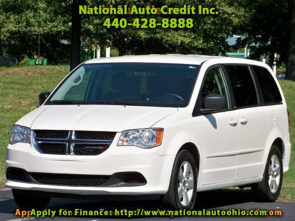 2013 Dodge Grand Caravan SE. Fully Loaded. Well Maintained. Must See.