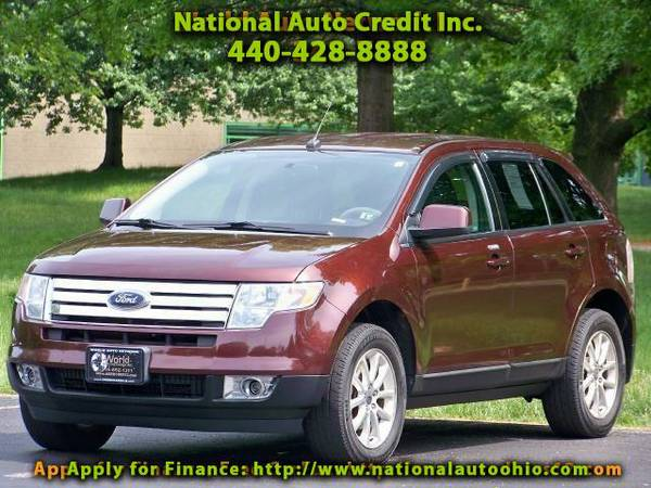 2010 Ford Edge SEL. Low Mileage Vehicle 99k. Alloy Wheels. WELL M