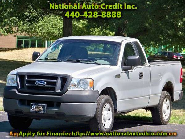 2005 Ford F-150 SXT Long Bed 2WD. 5 Speed. Well Maintained. Going