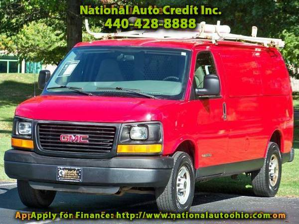 2006 GMC Savana G2500 Cargo. 1-Owner Vehicle. Fully Loaded. Well M