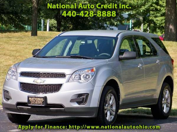 2010 Chevrolet Equinox LS FWD. New Tires. Alloy Wheels. WELL MAINTAIND