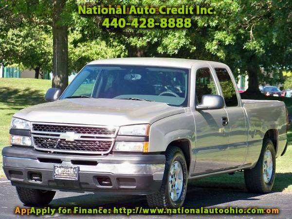 2007 Chevrolet Silverado Classic 1500 SS Ext. Cab 2WD. 1-Owner Vehicle
