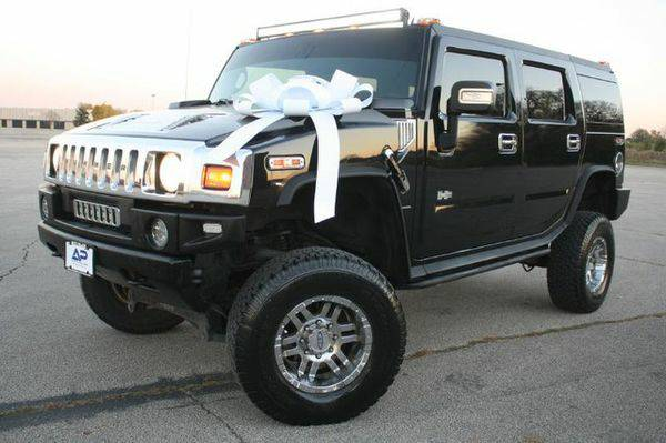 2006 *HUMMER* *H2* -100% FINANCING GUARANTEED!!