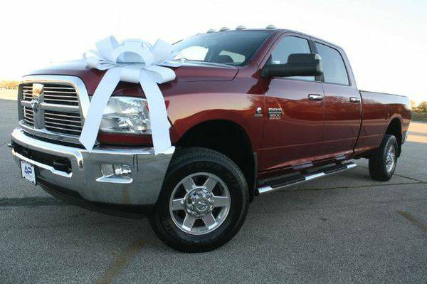 2012 *Ram* *3500* Big Horn -100% FINANCING GUARANTEED!!