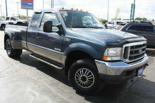2004 *Ford* *Super* *Duty* *F-350* *F 350* *F350* *DRW* XL -100% FINAN