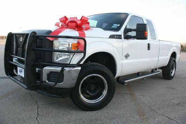 2012 *Ford* *Super* *Duty* *F-250* *F 250* *F250* *SRW* XL -100% FINAN