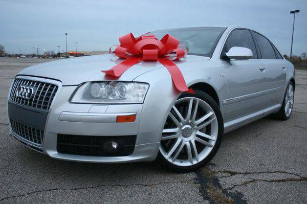 2007 *Audi* *S8* -100% FINANCING GUARANTEED!!