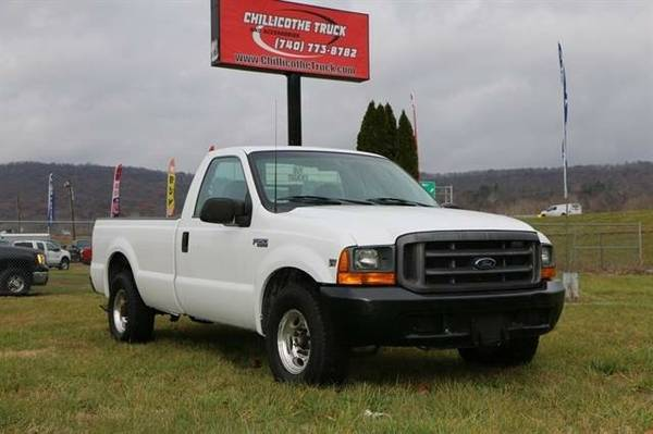 1999 Ford F250 Super Duty Regular Cab Long Bed **Chillicothe Truck...