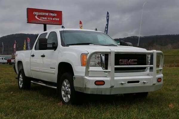 2011 GMC Sierra 3500 HD Crew Cab SLE Pickup 4D 8 ft **Chillicothe...