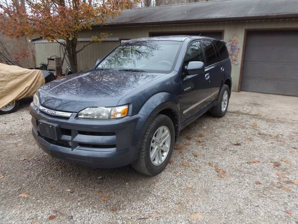 2004 Isuzu Axiom AWD SUV