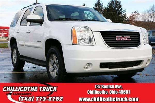 2008 GMC Yukon SLT Sport Utility 4D **Chillicothe Truck Southern...