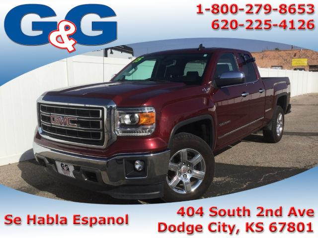 Used 2015 GMC Sierra 1500 For Sale