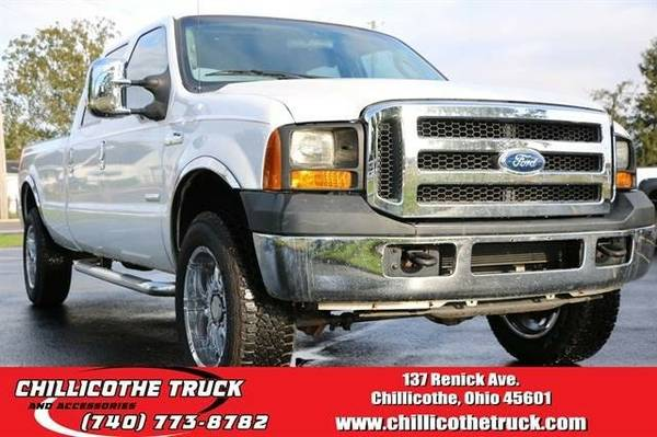 2007 Ford F250 Super Duty Crew Cab XL Pickup 4D 8 ft **Chillicothe...