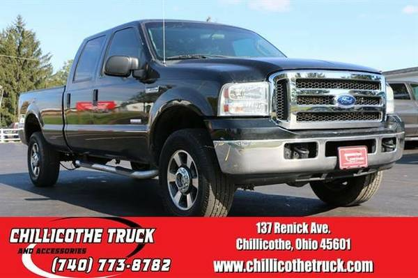 2007 Ford F350 Super Duty Crew Cab XLT Pickup 4D 8 ft **Chillicothe...