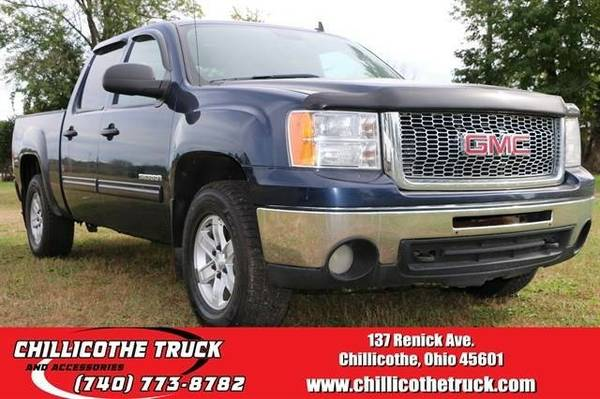 2011 GMC Sierra 1500 Crew Cab SLE Pickup 4D 5 3/4 ft **Chillicothe...