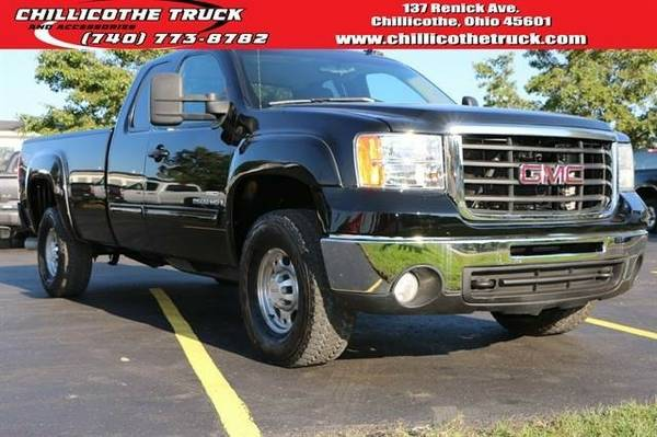 2009 GMC Sierra 2500 HD Extended Cab SLE Pickup 4D 8 ft **Chillicothe