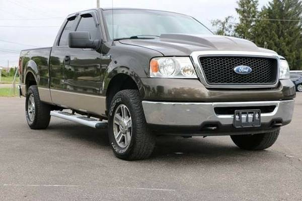 2008 Ford F150 Super Cab XLT Pickup 4D 5 1/2 ft **Chillicothe Truck...