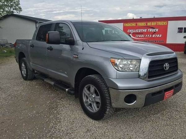 2008 Toyota Tundra CrewMax Pickup 4D 5 1/2 ft **Chillicothe Truck...