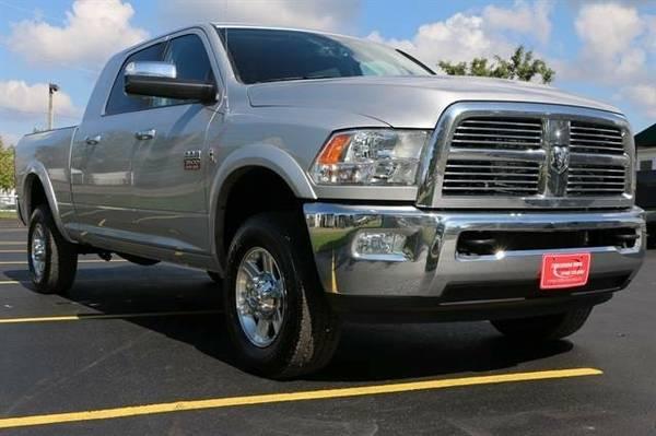 2011 Ram 3500 Mega Cab Laramie Pickup 4D 6 1/3 ft **Chillicothe Truck