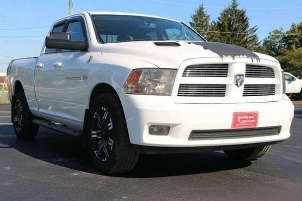 2012 Ram 1500 Quad Cab Sport Pickup 4D 6 1/3 ft **Chillicothe Truck...