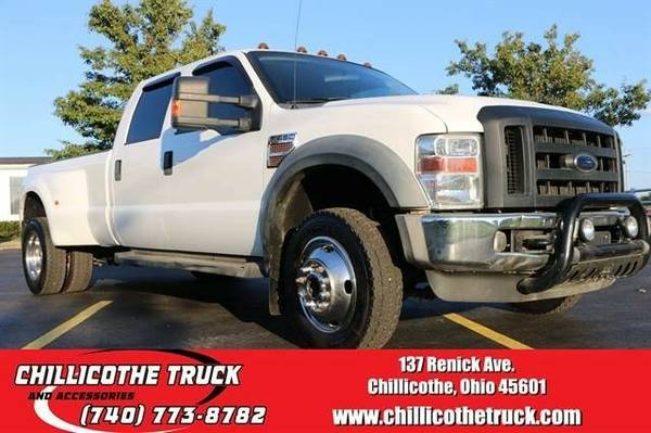 2010 Ford F450 Super Duty Crew Cab XL Pickup 4D 8 ft **Chillicothe...