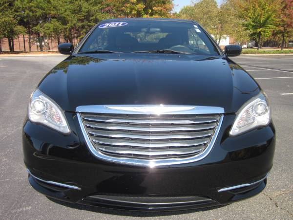 2011***Chrysler 200 Touring Convertible***Car Buyer USA