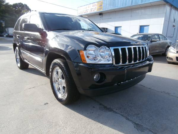 2005 JEEP GRAND CHEROKHEE