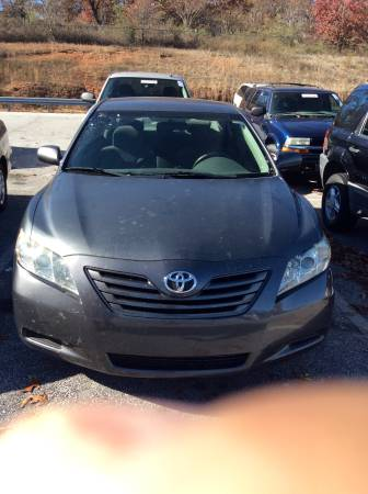 2007 Toyota Camry for sale!!!